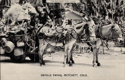 The Old West Still Lives, Orville Ewing