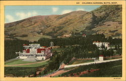 Columbia Gardens, Butte, Mont