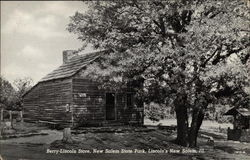 Berry-Lincoln Store, New Salem State Park