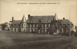 The Chateau at Middlebury College