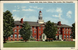 Colgate Hall, Colby Junior College