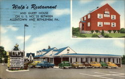 Walp's Restaurant and Guest House