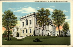 Library, University of Arkansas