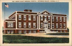 Green County Memorial Hospital, Jefferson Heights