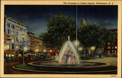 The Fountain in Public Square