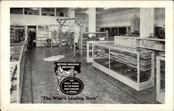 Western Ranchman Outfitters, The West's Leading Store