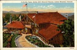 Pa-Ha-Ska Tepee, Buffalo Bill's Memorial Museum