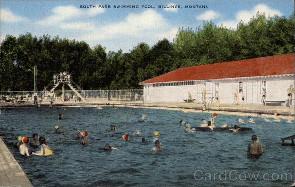 south park swimming pool billings mt