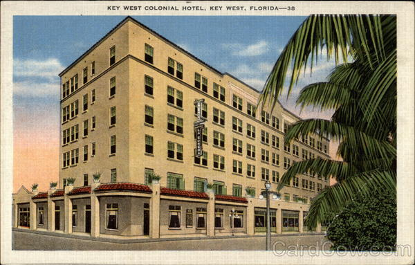 Key West Colonial Hotel Florida