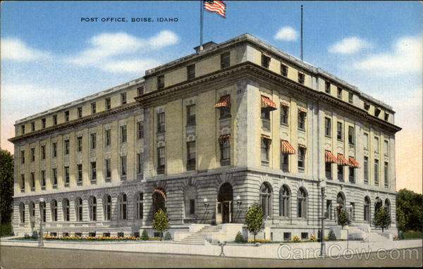 Post Office Boise Idaho