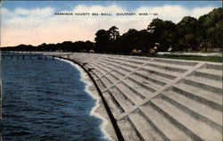 Harrison County Sea Wall