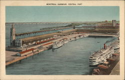 Montreal Harbour, Central Part