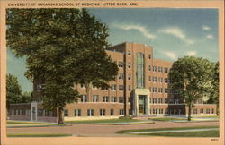 University of Arkansas School of Medicine