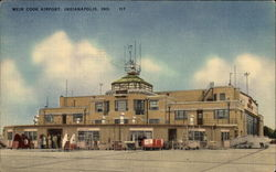 Weir Cook Airport Postcard