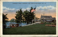 Pinewood Lodge, Thompson Lake
