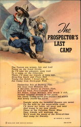 The Prospector's Last Camp
