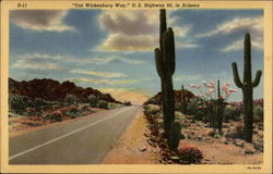 Out Wickenburg Way, U.S. Highway 60