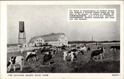 The Gilford County Dairy Farm
