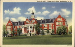 Mount St. Mary College for Women