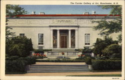 The Currier Gallery of Art