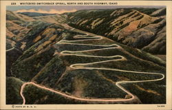 Whitebird Switchback Spiral