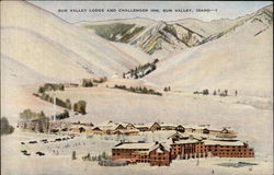 Sun Valley Lodge and Challenger Inn