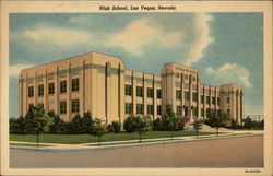 High School in Las Vegas