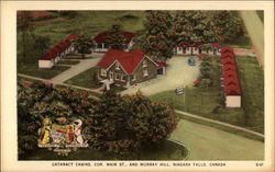 Cataract Cabins, Cor. Main St., and Murray Hill