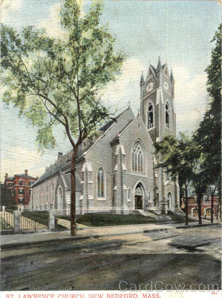St. Lawrence Church New Bedford Massachusetts