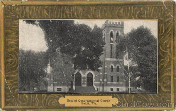 Second Congregational Church Beloit Wisconsin