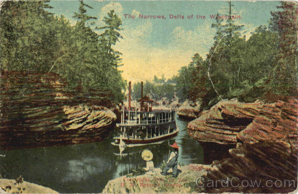 The Narrows Wisconsin Dells