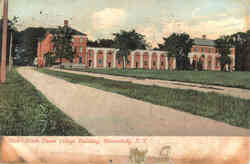 North Union College Building