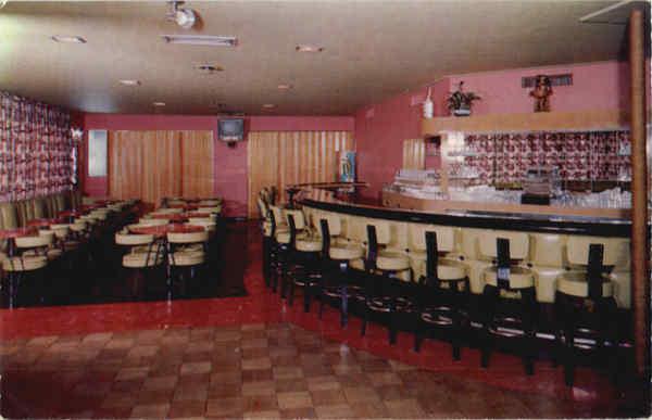 Baricev S Restaurant Capri Room 633 West Beach Biloxi Ms