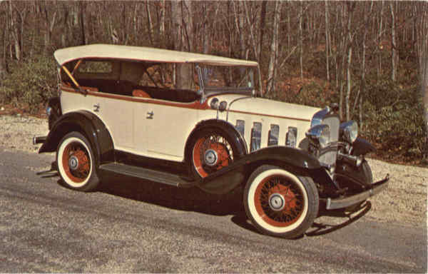 1932 Chevrolet Phaeton Cars