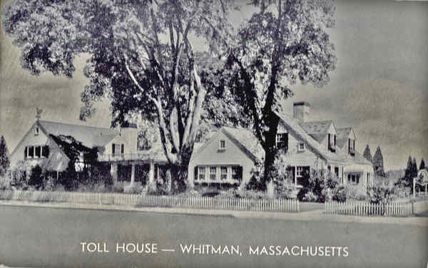 Toll House Whitman Massachusetts