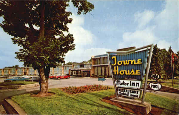 Towne House Rochester New York