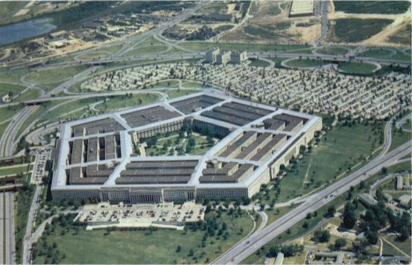 The Pentagon Arlington Virginia