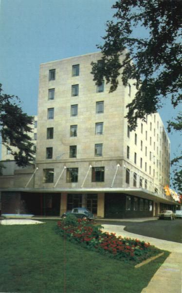 Lord Beaverbrook Hotel Fredericton Canada New Brunswick