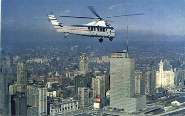 Chicago Helicopter Airways Illinois