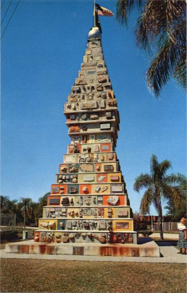 World's Most Unique Monument Kissimmee Florida