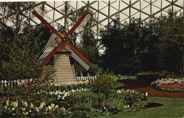 Mitchell Park Horticultural Conservatory Milwaukee Wisconsin