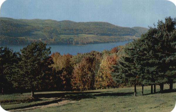 Otsego Lake Cooperstown New York