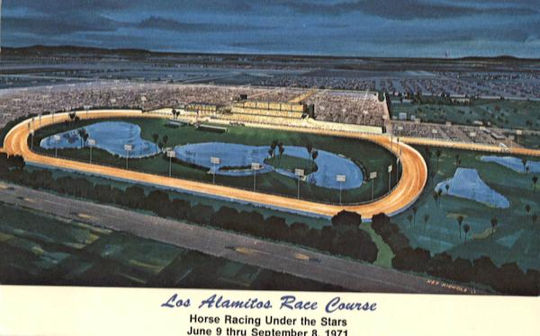 Los Alamitos Race Course, 4961 Katella Avenue California