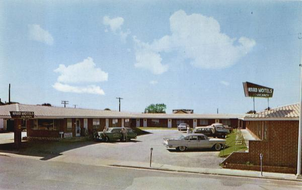 Ward Motel, 421 Flagler Ave New Smyrna Beach Florida