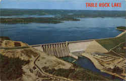 Table Rock Lake Postcard
