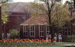 Campus in the Spring, Northeast Missouri State University