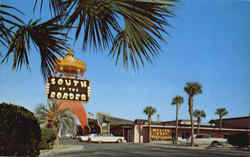South of the Border Postcard