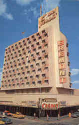 Freemont Hotel And Casino Postcard