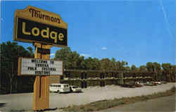 Thurman's Lodge, U.S.Hwy. 62 east