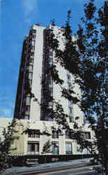 The University Tower Hotel, 45th & Brooklyn Avenue N.E